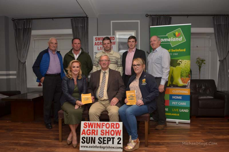 Swinford Agricultural Show Society 30th Anniversary