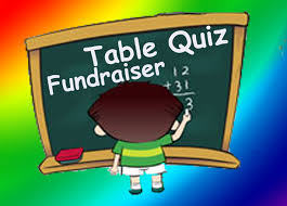 Table Quiz Friday 21st June